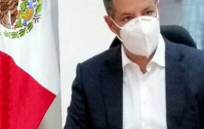 Anuncia Alejandro Murat desaparición de áreas gubernamentales para generar ahorro