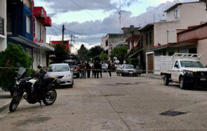 Reportan delicado de salud al individuo baleado en la ciudad de Oaxaca