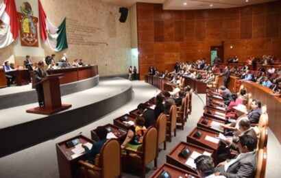Congreso de Oaxaca, el peor evaluado del país, según estudio