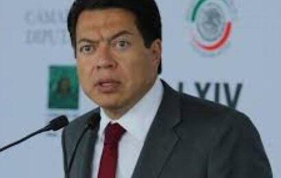 Mario Delgado: Alianza Federalista está nerviosa porque les vamos a ganar en 2021