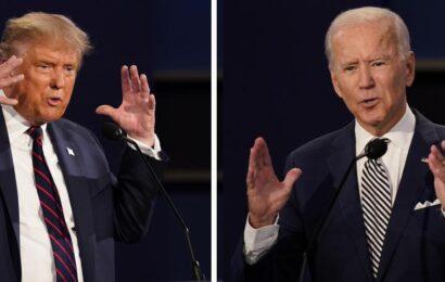 Trump rechaza participar en segundo debate contra Biden por ser virtual