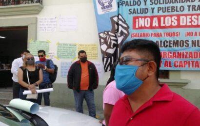 Contabiliza Sección 22 un total de 50 muertos y 600 contagios de Covid 19 entre trabajadores de la educación