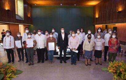 Arranca AMH histórico pago a ahorradores defraudados