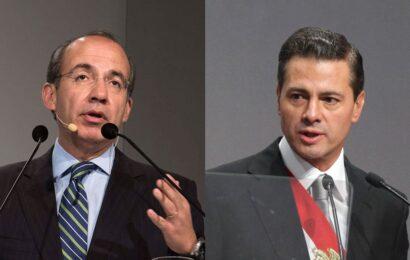 ASF: con Calderón y Peña, 'hoyo' en fideicomisos por 32 mil mdp
