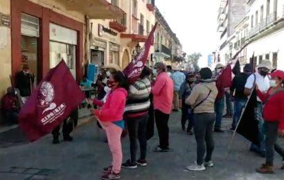 Se va el CIPO de la capital, tras cuatro días de bloqueo y lograr reunión con Murat