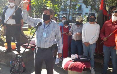 MULT inicia jornada de Huelga de Hambre en Oaxaca para exigir Mesa de Paz