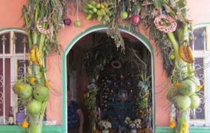 En Juchitán, celebran a partir de este viernes a sus muertos con el Xhandú