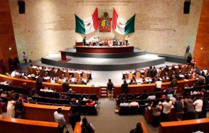 Deuda pública de Oaxaca, de 13 mil 23 mdp, sin intereses, según el Congreso