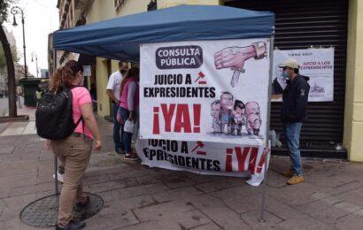 Que el INE convoque voluntarios o se empate la consulta con las elecciones para ahorrar: AMLO