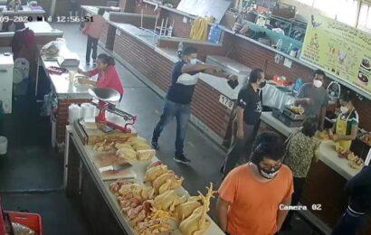Creciente inseguridad en Santa Lucía del Camino; adentro de mercado asaltan a ancianos