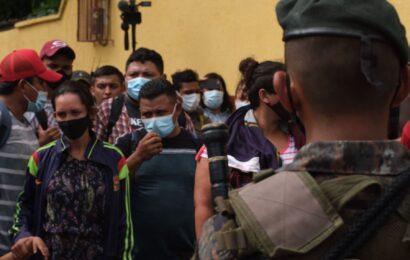 La nueva caravana migrante ya se detuvo en Centroamérica, asegura AMLO