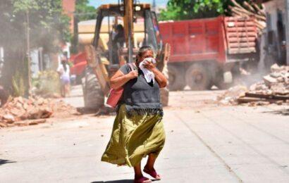 Oaxaca no utilizó 94 mdp que le fueron autorizados para reconstrucción tras terremotos: ASF