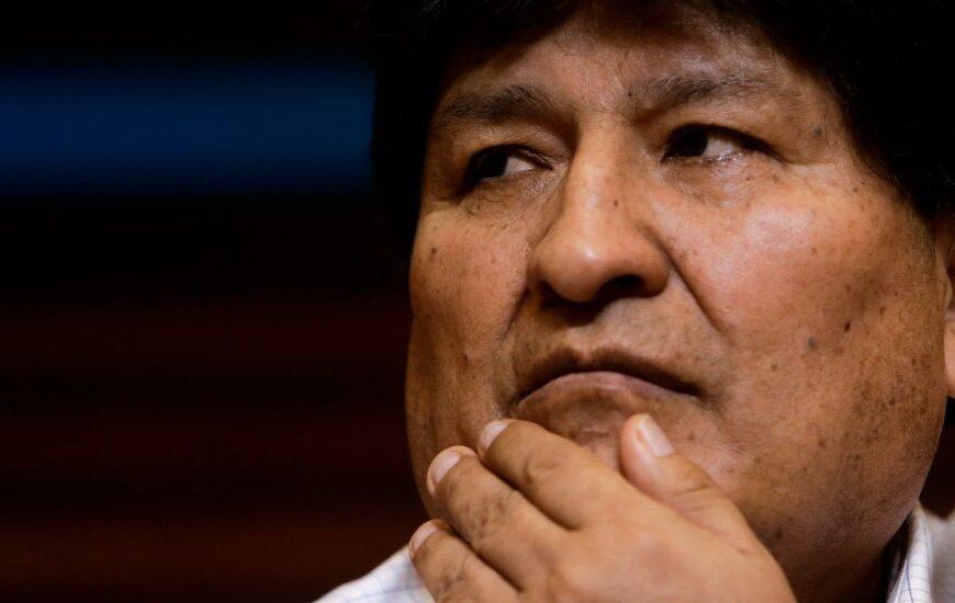 Un tribunal boliviano anula la aprehensión contra Evo Morales por terrorismo