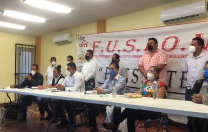 Descarta Sección 22 que se pierda el ciclo escolar en Oaxaca por COVID-19