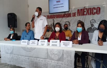 IEEPCO culpable de la confusión en MORENA-Oaxaca; viola principios rectores, acusan