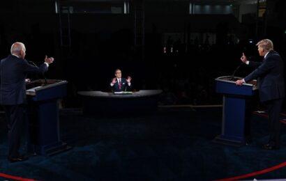 """Califican en EU al primer debate como """"el peor en su historia"""""""