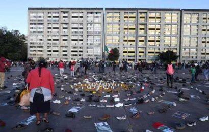 Comité 68 pide a FGR reabrir caso contra Echeverría por masacre de Tlatelolco