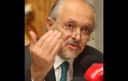 Falleció Mario Molina, premio Nobel de Química 1995