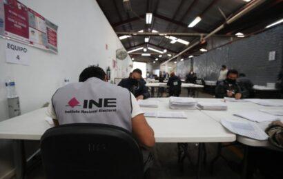 Inicia INE verificación de firmas de consulta solicitada por Polevnsky