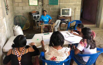 Crean estrategias para preservar lengua chontal en Oaxaca