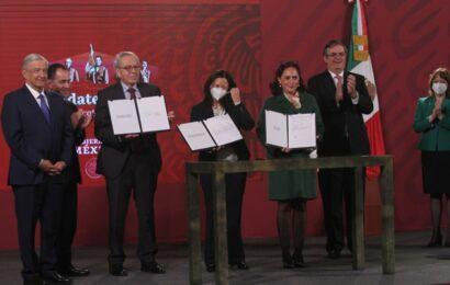 Vacuna contra Covid-19 para más de 100 millones en México
