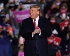 'NYT' revela que Trump mantenía proyectos comerciales con China