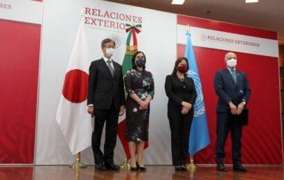 México y Japón formalizan proyecto financiero para enfrentar Covid-19