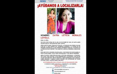 Reportan desaparición de dos mujeres en Oaxaca