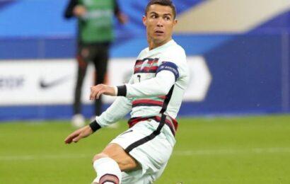 El portugués Cristiano Ronaldo da positivo a Covid-19; está aislado