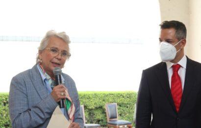 Refrenda Alejandro Murat compromiso indeclinable en la construcción de la paz y seguridad