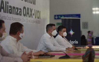Gobierno de Oaxaca y Volaris unen esfuerzos para detonar la cadena de valor turística