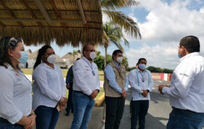 Ponen los SSO en marcha nebulización aérea en municipios de la Costa para prevenir Arbovirosis