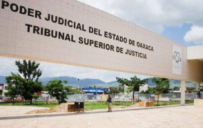 Poder Judicial de Oaxaca sancionó a 61 empleados por faltas administrativas
