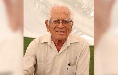 Fallece el profesor y periodista, Luis Soria Castillo