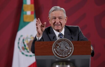 AMLO señala que pregunta de consulta sobre expresidentes es 'confusa'