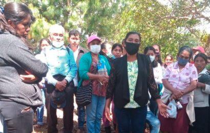 Síndica de Itundujia dejó ir a sospechoso del asesinato de Alma Itzel, acusa madre