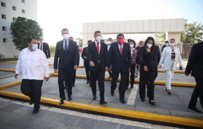 Oaxaca protege empleos e inversión ante la emergencia sanitaria: Murat
