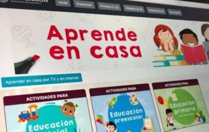 Sin clases por falta de internet, 800 mil alumnos de educación básica en Oaxaca
