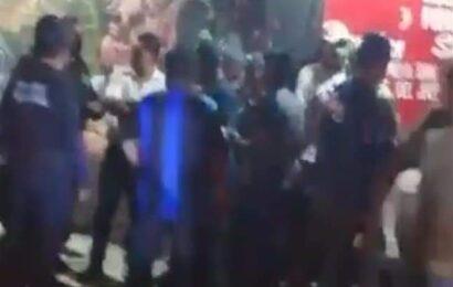 Impiden Policía Estatal realización de «Muerteada» en Nazareno Etla