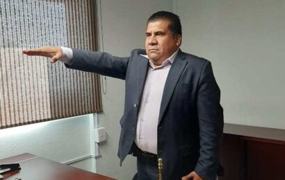 Investigan a David Concha Suárez, director de administración de los SSO
