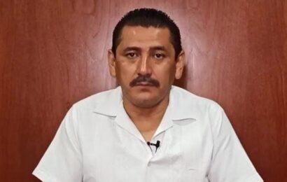 Edil de Salina Cruz, Juan Carlos Atecas, deja entrever que buscará su reelección
