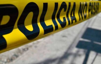 Localiza el cuerpo de una mujer en estado de descomposición en Juchitán