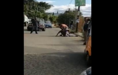 Familiares piden justicia por taxista agredido en San Luis Beltrán