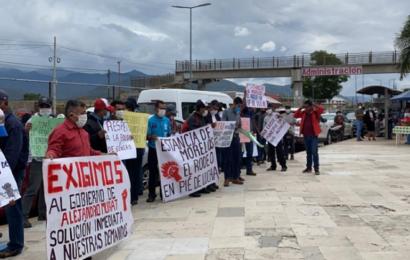 Pobladores de Atitlán toman Ciudad Administrativa en demanda de recursos