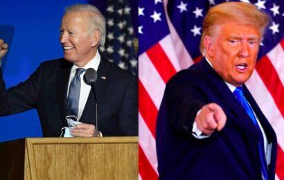Colegio Electoral: Biden 264, Trump 213; el candidato demócrata a seis votos de ganar las elecciones