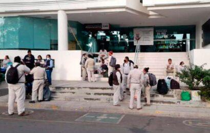 """Recaen denuncias por """"robo con violencia y lesiones"""" en contra de administrador de los SSO, acusa ONG"""