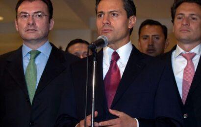 Lozoya acusó a Videgaray de usar sobornos de Odebrecht para desprestigiar a AMLO y Vázquez Mota