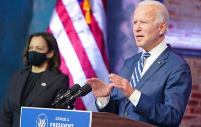 Biden advierte que morirá más gente por covid-19 si Trump sigue bloqueando transición
