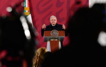 AMLO insiste en perdón de España por la Conquista: «el poder es humildad, no arrogancia», dice