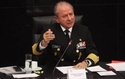 Secretario de Marina se dice listo para reanudar labores